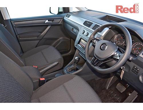 Volkswagen Caddy TSI220 Trendline