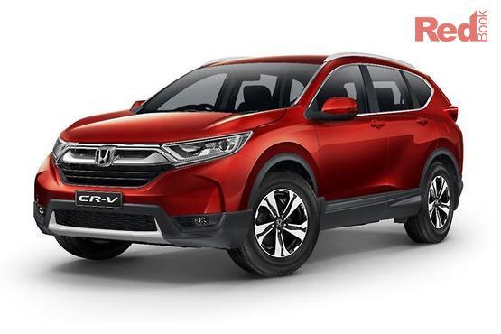 2018 Honda CR-V VTI RW MY18