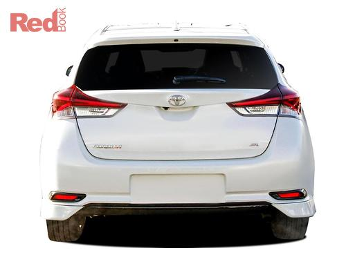 Toyota Corolla ZR