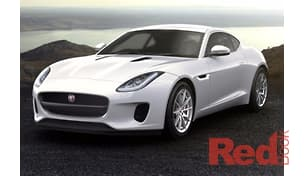 Jaguar F-TYPE 221kW