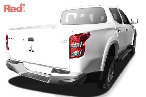 2017 Mitsubishi Triton Glx+ Double CAB MQ MY17