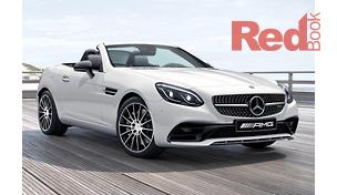 Mercedes-Benz SLC43 AMG