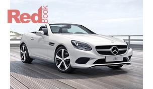 Mercedes-Benz SLC200