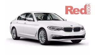 BMW 5 Series 530e Luxury Line