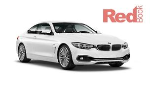 BMW 4 Series 430i Luxury Line