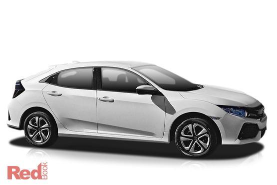2017 Honda Civic VTI 10TH GEN MY17