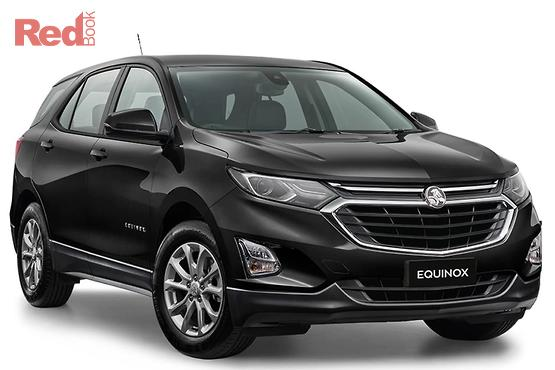 2018 Holden Equinox LS Plus (fwd) EQ MY18