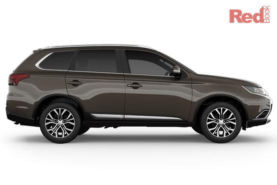 2017 Mitsubishi Outlander LS 7 Seat (2WD) ZL MY18.5