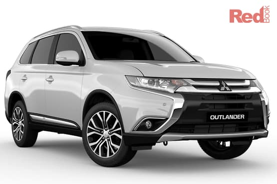2018 Mitsubishi Outlander LS 7 Seat (awd) ZL MY18.5