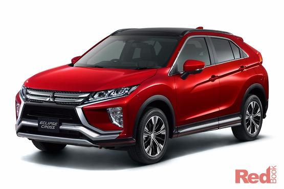 2018 Mitsubishi Eclipse Cross Exceed (2WD) YA