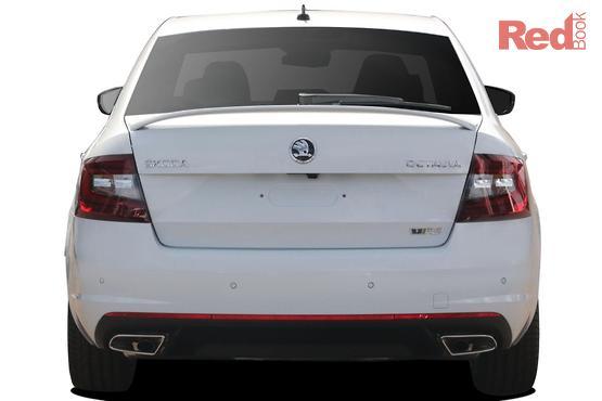 2017 Skoda Octavia RS 169TSI NE MY18