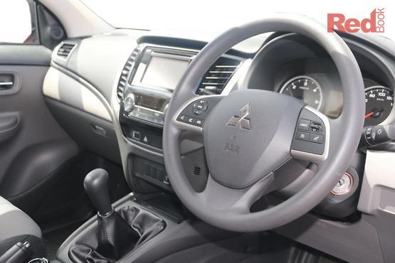 2017 Mitsubishi Triton Glx+ MQ MY17