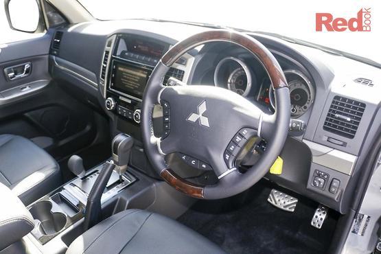 2017 Mitsubishi Pajero Exceed NX MY17