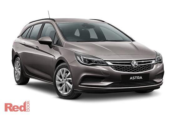 2017 Holden Astra LS Plus BK MY18