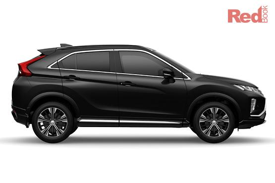 2017 Mitsubishi Eclipse Cross Exceed (2WD) YA