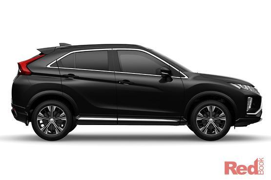 2017 Mitsubishi Eclipse Cross LS (2WD) YA