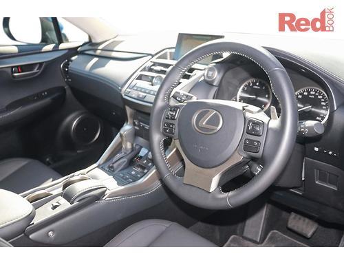 Lexus NX NX200t Luxury