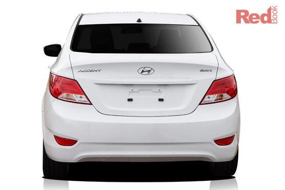 2018 Hyundai Accent Sport RB6 MY18