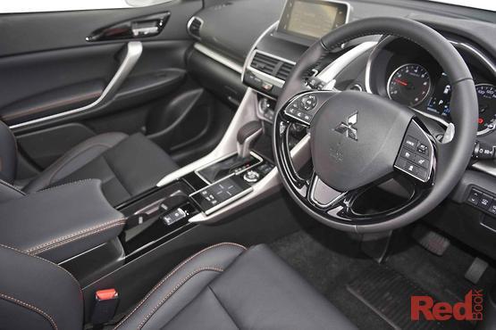 2018 Mitsubishi Eclipse Cross Exceed (awd) YA