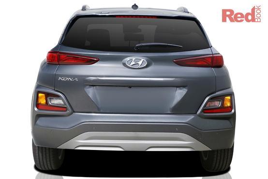 2018 Hyundai Kona Elite OS MY18