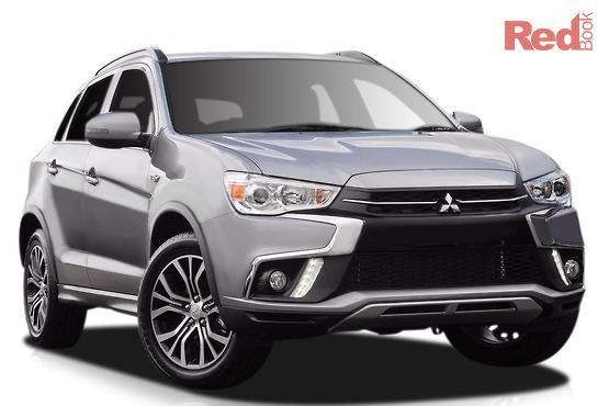 2017 Mitsubishi ASX LS 2WD XC MY18
