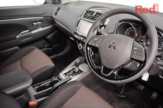 2017 Mitsubishi ASX LS (2WD) XC MY18
