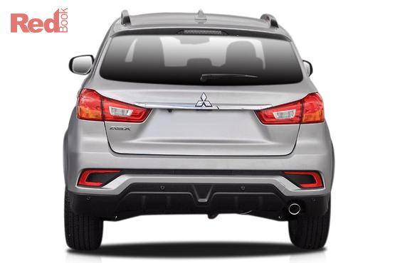 2018 Mitsubishi ASX XLS (2WD) XC MY18