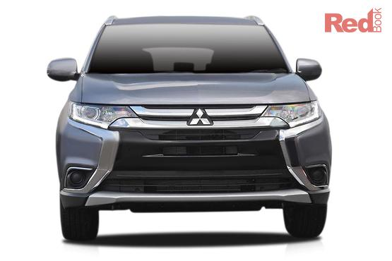 2017 Mitsubishi Outlander ES 7 Seat (2WD) ZL MY18.5