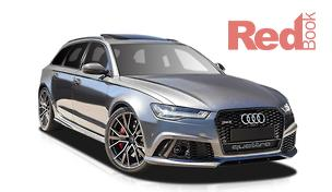 Audi RS6 performance