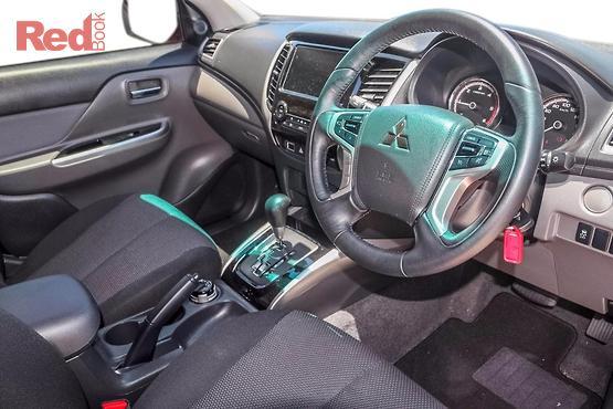 2017 Mitsubishi Triton GLS Double CAB MQ MY17