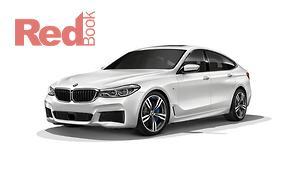 BMW 6 Series 640i xDrive M Sport