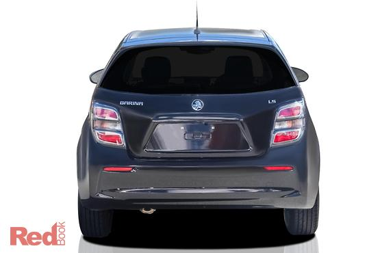 2018 Holden Barina LS TM MY18