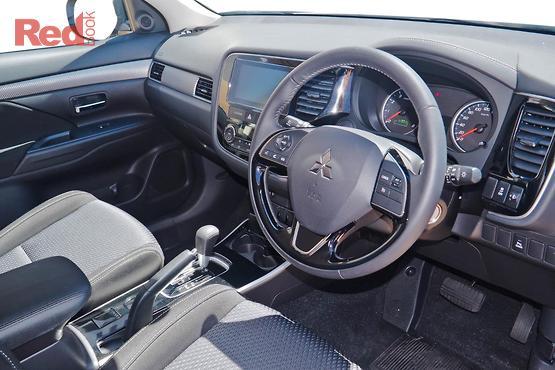 2017 Mitsubishi Outlander LS 2WD ZK MY18
