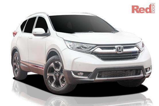 2017 Honda CR-V VTI-S RW MY18