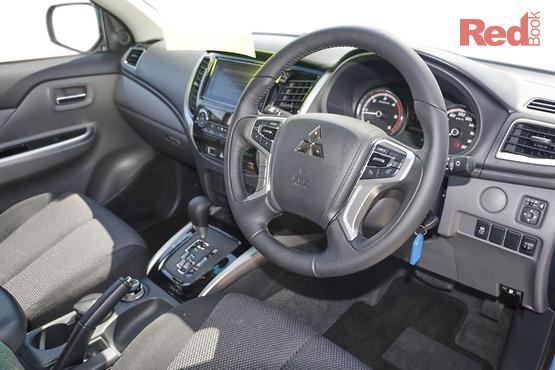 2018 Mitsubishi Triton GLS (4X4) MQ MY18