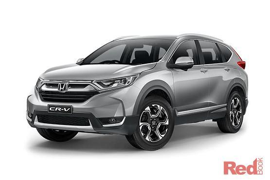 2018 Honda CR-V VTI-S RW MY18