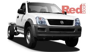 Holden Rodeo DX