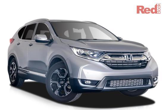 2018 Honda CR-V VTI-L RW MY18
