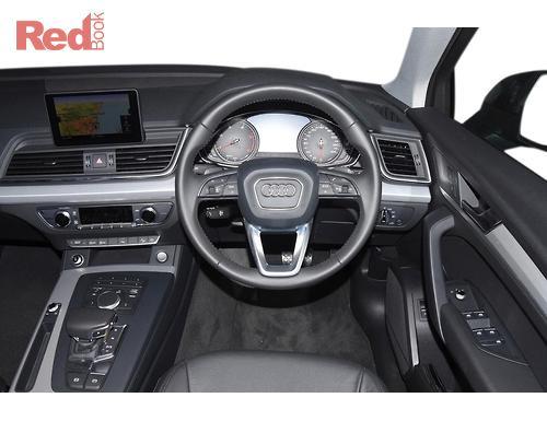 Audi Q5 TDI design