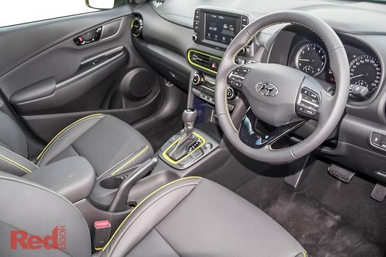 2017 Hyundai Kona Elite OS MY18