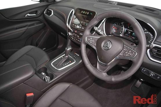 2017 Holden Equinox LTZ (awd) EQ MY18
