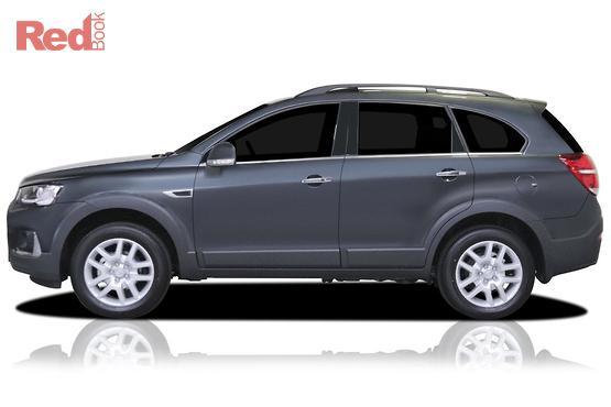 2018 Holden Captiva Active 7 Seater CG MY18