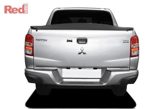 2018 Mitsubishi Triton GLX Plus (4X4) MQ MY18