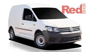 Volkswagen Caddy TSI160 Runner