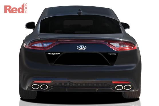 2017 KIA Stinger GT-Line CK MY18
