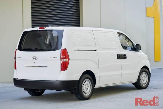 2018 Hyundai Iload  TQ4 MY19