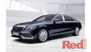 Mercedes-Benz S-Class Maybach S650
