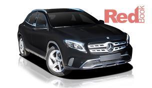 Mercedes-Benz GLA220 d