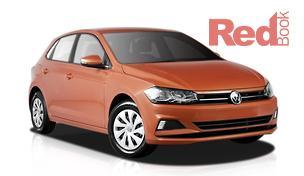 Volkswagen Polo 70TSI Trendline