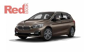 BMW 2 Series 220i Luxury Line